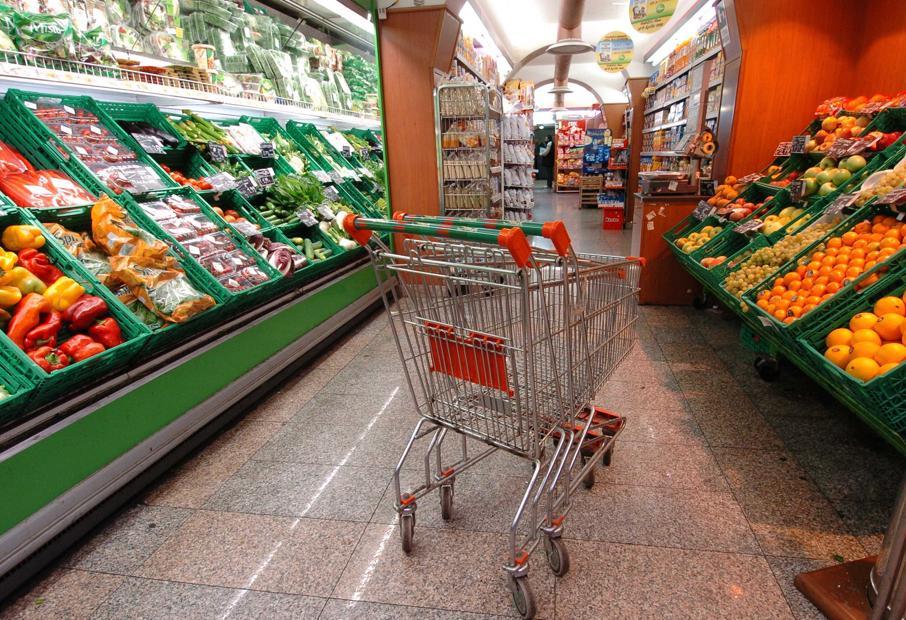 Istat, deflazione rallenta, -0,1% luglio